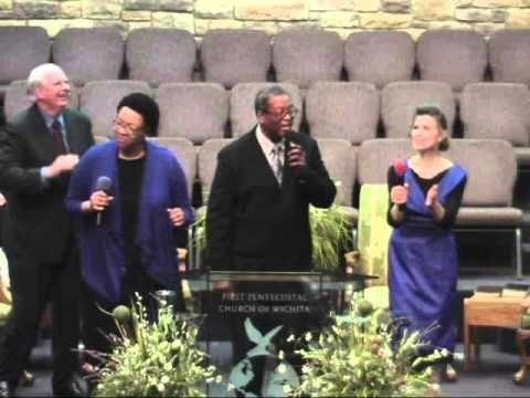 pentecostal sermon on holy communion