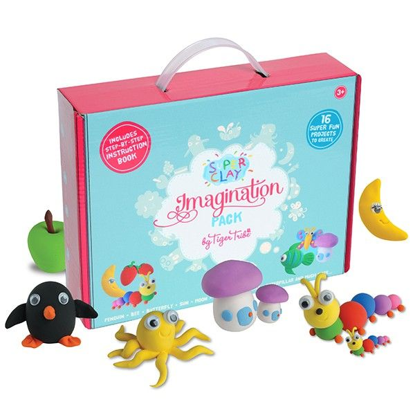 Kids Toys to You | Kids Toys to You Super Clay Imagination Pack - CREATE Kids Toys to You  - $25 at www.kidstoystoyou.com.au