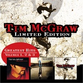 Tim McGraw - Greatest Hits, Vol. 1, 2 & 3, Tim McGraw