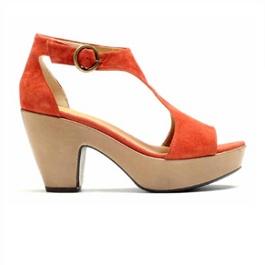 Shop Coclico - Coclico Spring 2012 Chispa tiger mid heel sandals