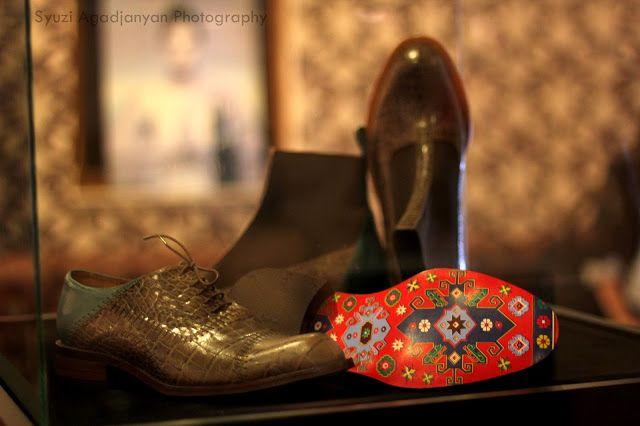 #Armenian #Fashion #Week - Day 1: #TigranAlberti #AWF #AW13/14 #footwear #collection #lookatmeow