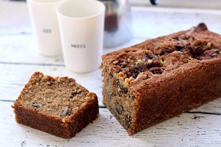 Culy Homemade: walnotencake met kaneel en vanille - Culy.nl