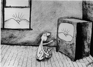 My favourite Leunig - so damned true. Filled with truths to contemplate. Leunig