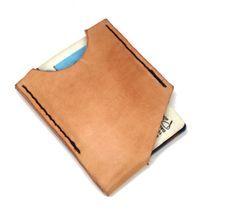 Alice Park - Capped Card Case — minimal wallet | Cool Minimalist Wallets |  Pinterest | Parks, UX/UI Designer and Leather