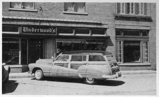 Underwood s Furniture 1947 OLD PEORIA
