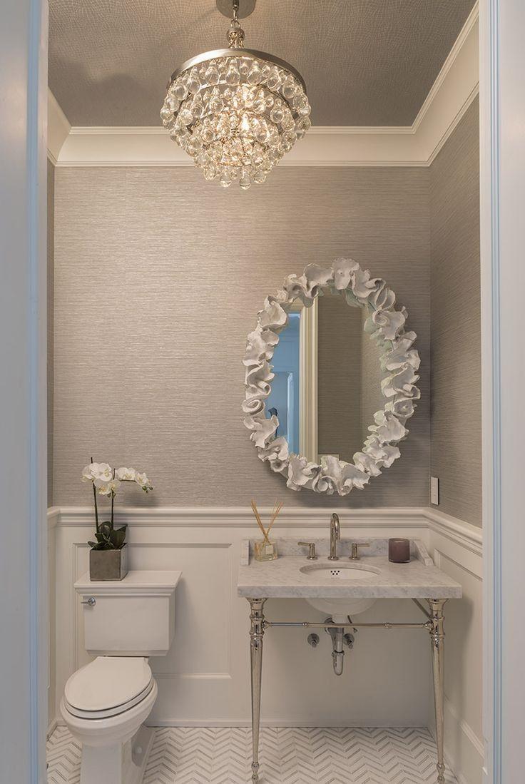 30 Amazing Bathroom Chandeliers For Your Home Bathroom