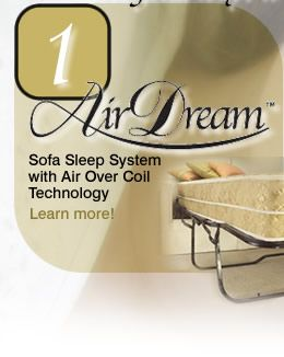Air Dream Sofa Sleep System