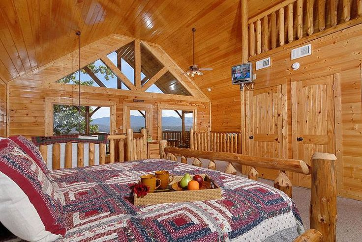 Over the top is a luxurious 2 bedroom log cabin with loft for 2 bedroom log cabin with loft