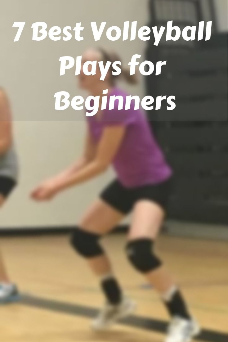 7 Best Volleyball Plays For Beginners Coaching Volleyball Volleyball Drills For Beginners Volleyball Workouts