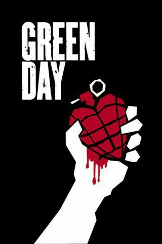 Green Day 💛 💜 💗 💟 💖 💜 💛 ❤ 💟