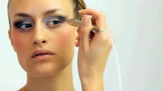 Maquillaje con aerógrafo. Mi nuevo must.