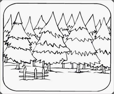 free coloring pages choose from more than 1500 coloring pages to print - Tree Leaves Coloring Page