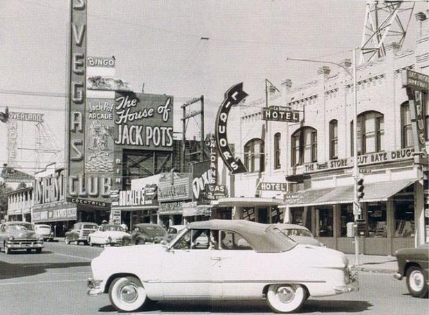 Η ιστορία του Λας Βέγκας