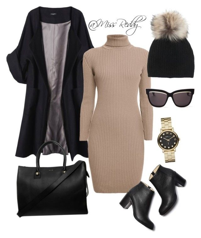 Untitled #20 by missreddy on Polyvore featuring polyvore, fashion, style, Rumour London, Merci Me London, Paul & Joe, Marc by Marc Jacobs, Paul Andrew, Inverni and Christian Dior