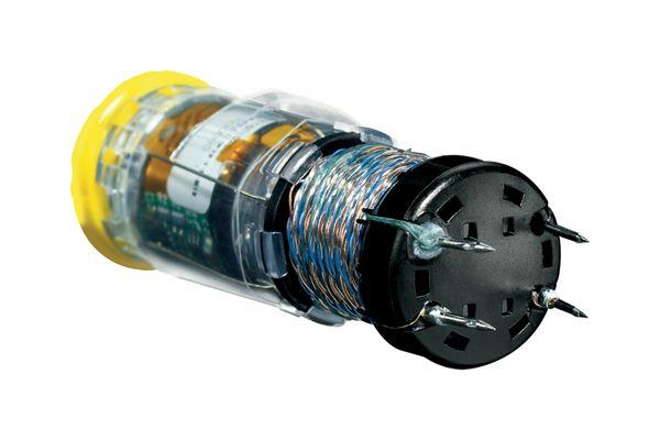 Taser's XREP wireless shocking projectile 12 Gauge