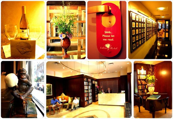 The Library Hotel Manhattan