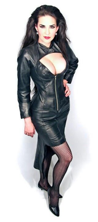 Alter ego erotic leather