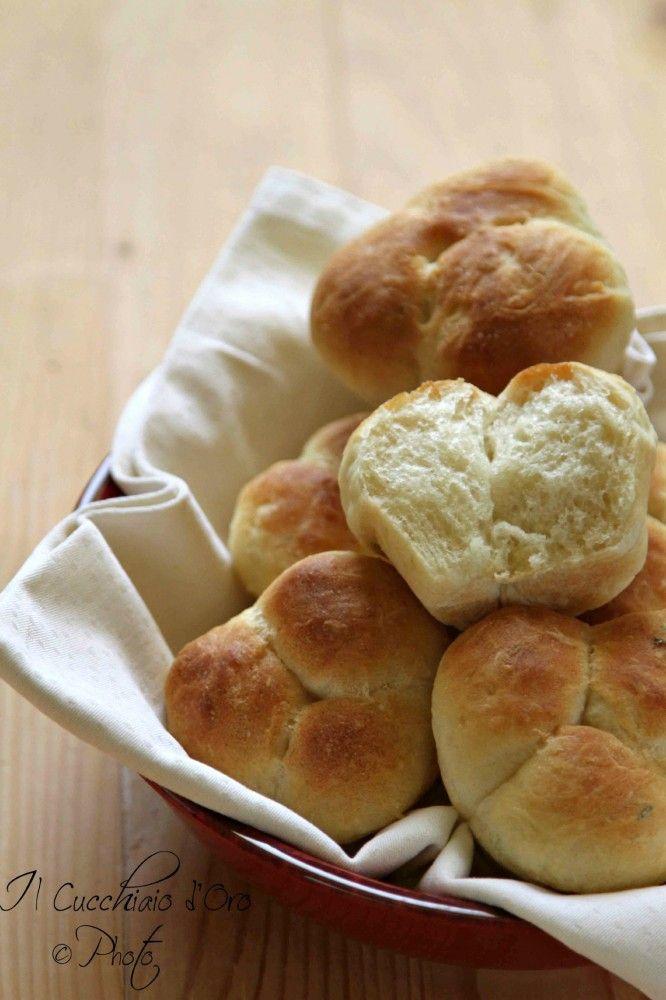 il cucchiaio d'oro » Panini soffici con patate