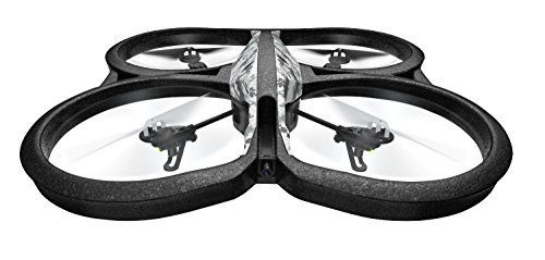 Parrot AR.Drone 2.0 Elite Edition Quadcopter - Snow (Certified Refurbished) ** Visit the image link more details.