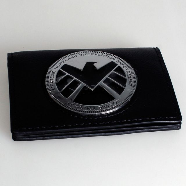 Check current price Marvel  S.H.I.E.L.D. Phil Coulson Badge Wallet DFT-1270 just only $11.80 with free shipping worldwide  #womanwallets Plese click on picture to see our special price for you