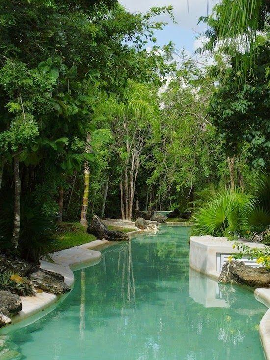 30 piscinas impressionantes!!! - Jeito de Casa