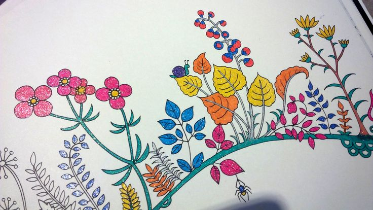 Color Therapy Using Kaisercraft Gel Pens - Crafty Inspiration