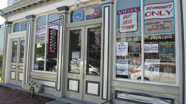 Paste Mag January 2016 Bands, record shops and bars to check out in Richmond, Virginia