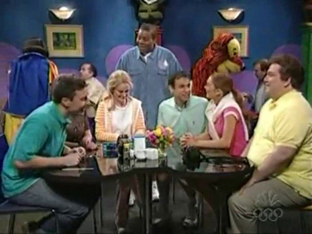 Debbie Downer. This skit is so funny even the actors can keep from laughing.
