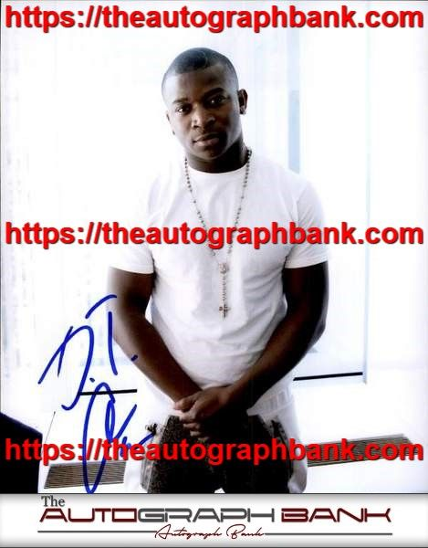 This is a beautiful autograph of Ot Genasis. All of our autographs were obtained inperson and come with a Certificate of Authenticity. To see more check us out on theautographbank.com