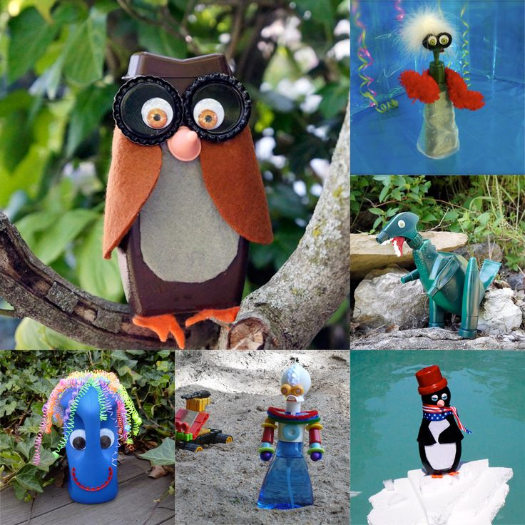 54 best recycled plastic bottle images on pinterest plastic bottle crafts diy and recycled - Plastic bottles recycling ideas boundless imagination ...