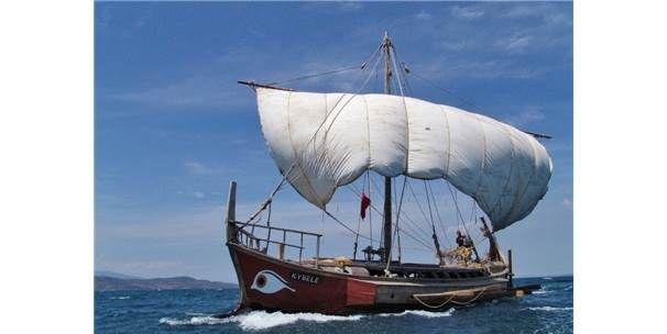 Foça'nın Antik Gemisi 'Kybele'ye Özel Ödül:360 Derece Tarih Araştırmaları Derneği Kybele Gemisi, İzmir Büyükşehir Belediyesinin bu yıl 15. kez düzenlediği Tarihe Saygı Yerel Koruma Ödüllerinde jüri özel ödülüne layık görüldü.
