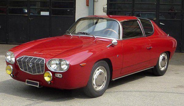 '65 #Lancia Flavia Zagato Sport