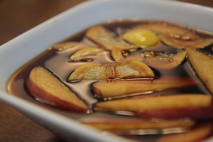 맛간장 만들기 (soy sauce recipe)