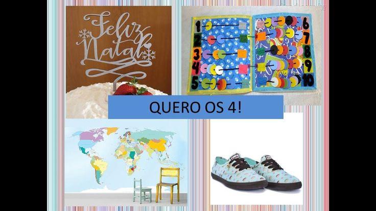 #14 LISTA CRIATIVA COM OBJETOS DE DESEJO | Pin me!
