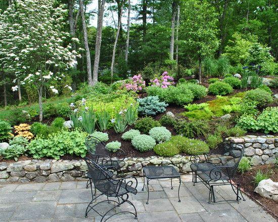 Hillside Landscape Design Ideas Pictures Remodel And Decor