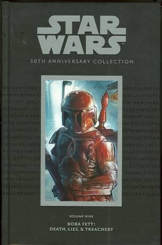 Dark Horse Star Wars Boba Fett Death Lies HC HB Vol 9 | eBay