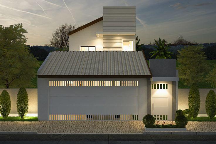 25 best ideas about interiores de casas bonitas on - Modelos casas modernas ...