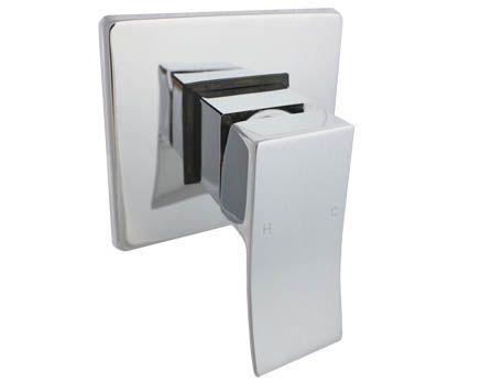 Highgrove Bathrooms - UNICA In Wall Mixer