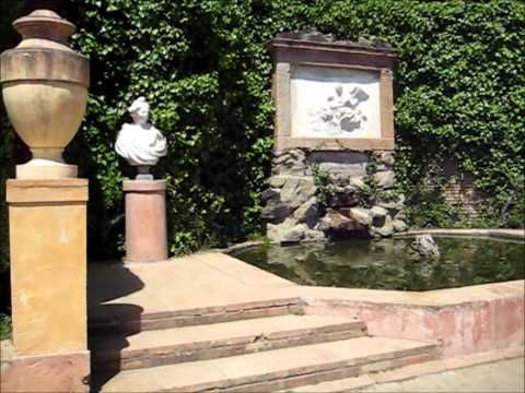 ▶ Video from HolaBarcelona.nl: Visiting the Parc del Laberint d'Horta (Barcelona, Spain)