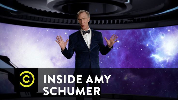 Inside Amy Schumer - The Universe - Uncensored