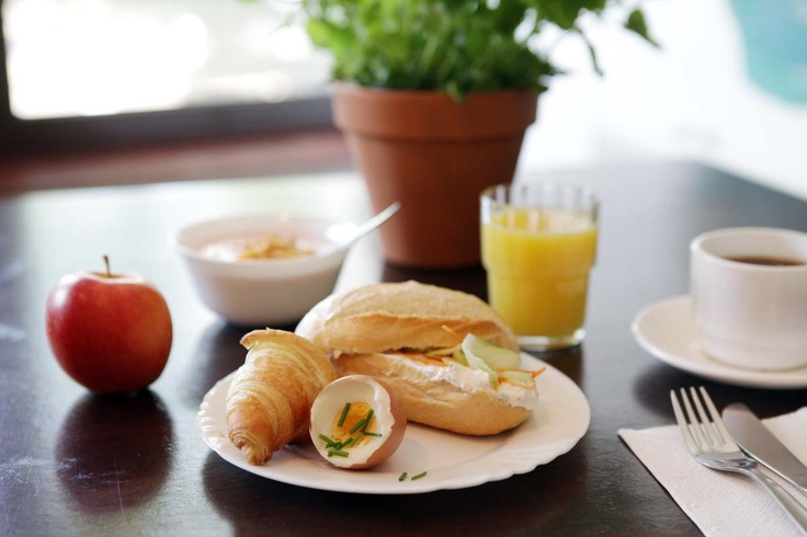Breakfast @ AO Hamburg Reeperbahn