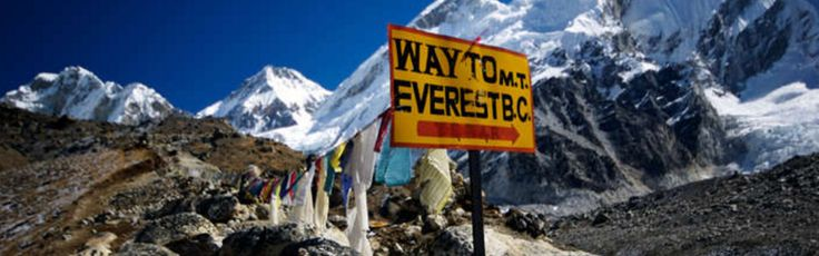 An exotic adventure trek // Nepal
