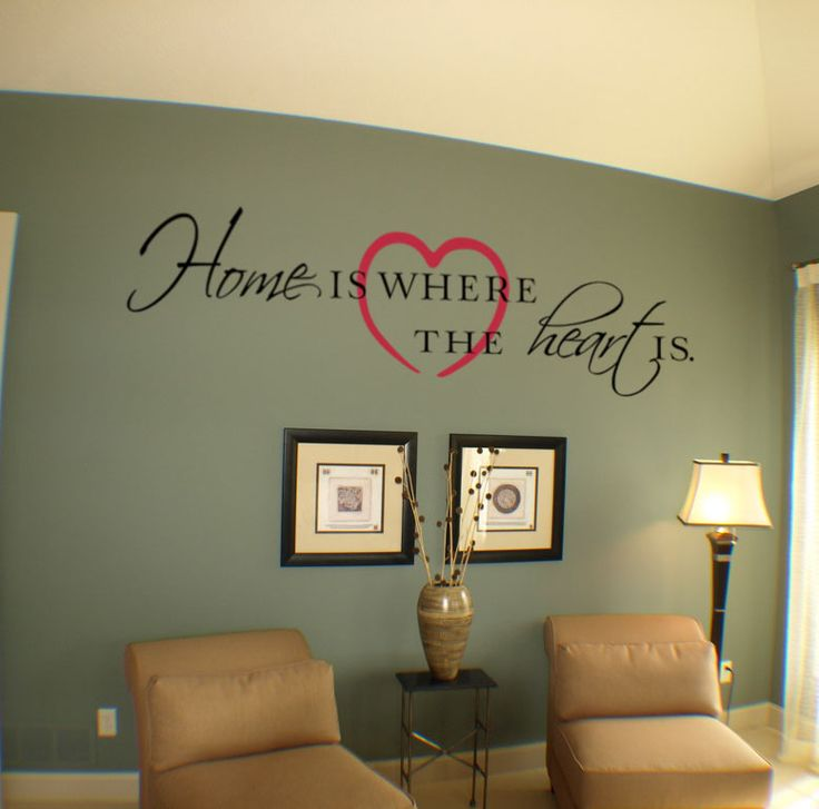 Best Wall Scripts Images On Pinterest Wall Decals - Vinyl wall decal adhesive