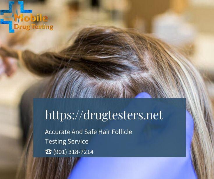 Pin on Hair follicle testing