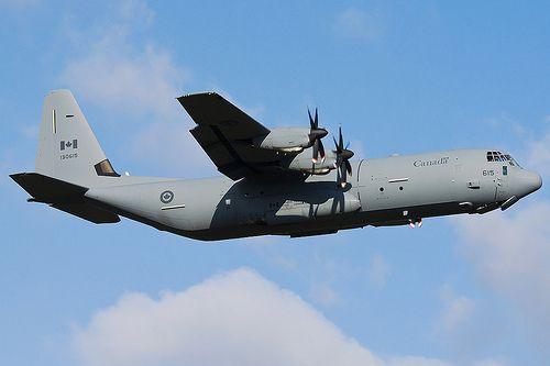 RCAF CC-130J
