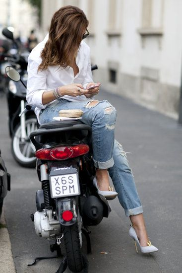 Simple yet SO chic
