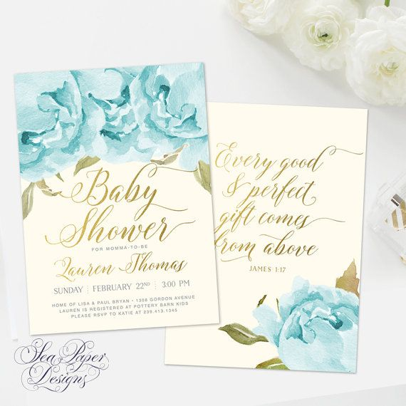 25+ best ideas about classy baby shower on pinterest | gender, Baby shower invitations