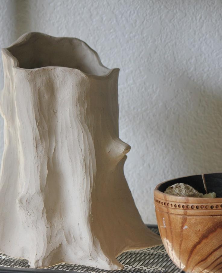 100 best images about concrete faux bois on pinterest for Faux bois painting technique
