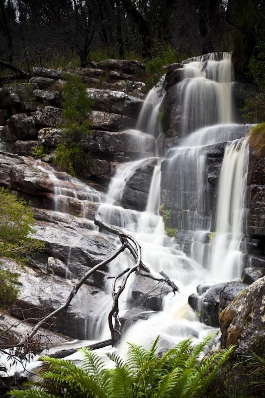 McKenzie's Falls, Halls Gap, Australia. Grampians