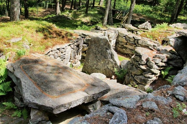 Have you ever heard of America's Stonehenge in Salem, New Hampshire?